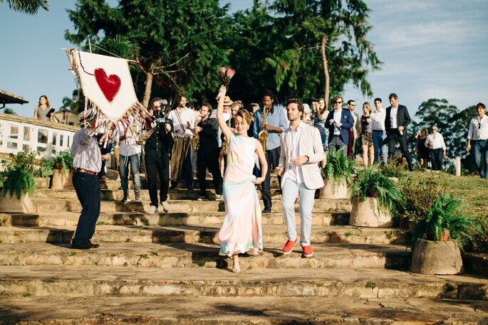 fotógrafo de casamento Campinas São Paulo cortejo