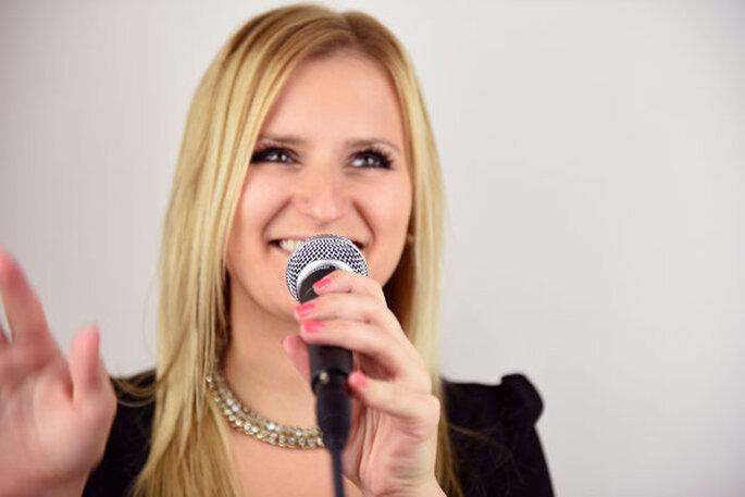 Sängerin Tanja Chandler