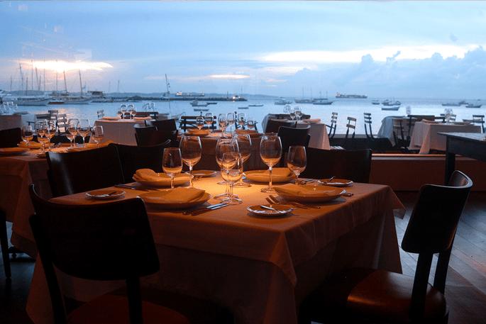 Restaurante Amado - 8 melhores locais para se casar em Salvador
