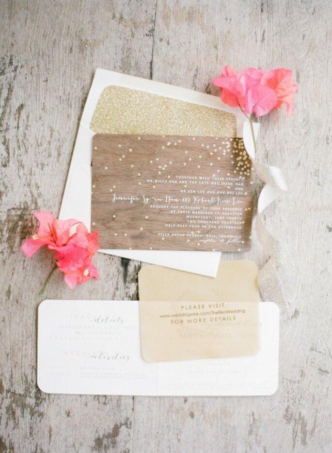 Los colores perfectos para decorar una boda en 2015 - Foto Jemma Keech