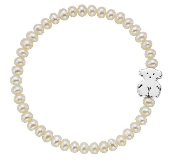 Pulsera de perlas TOUS