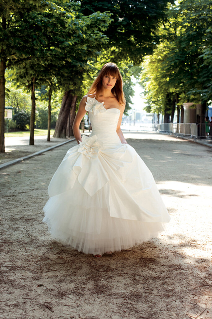 Vestidos de Noiva Cymbeline 2011