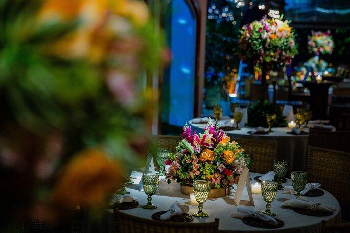 Flores e paisagismo: Rodrigo e Ailton Produções - Fotografia: Fernanda Suhett