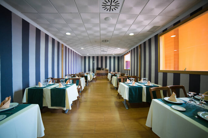 Hotel Romero, Hoteles bodas Badajoz