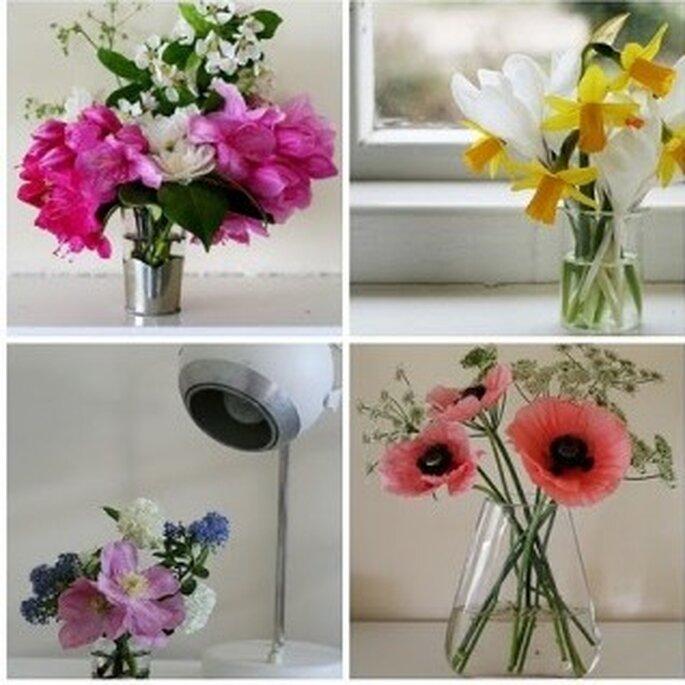 Arranjos Florais - Saídos da Concha