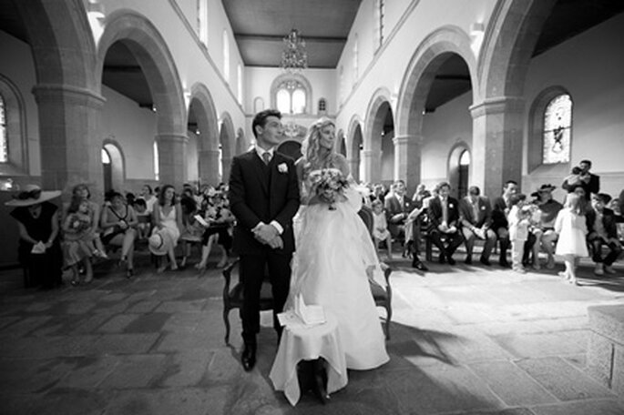 Real Wedding Elise et Cyril par Maxime Desessard