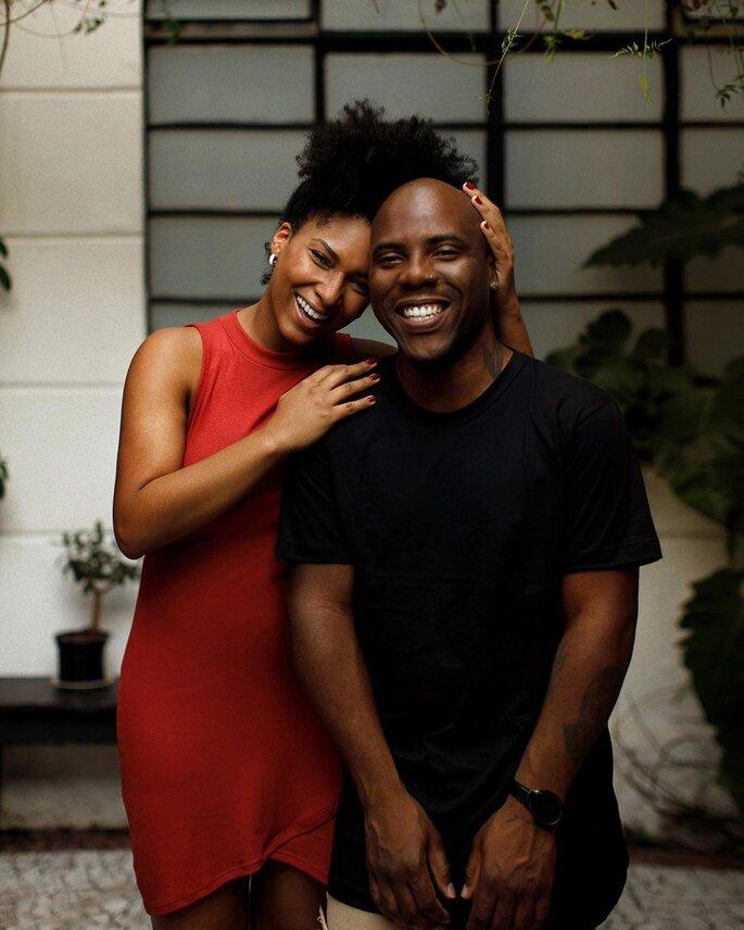 Pequenos gestos de um casal feliz