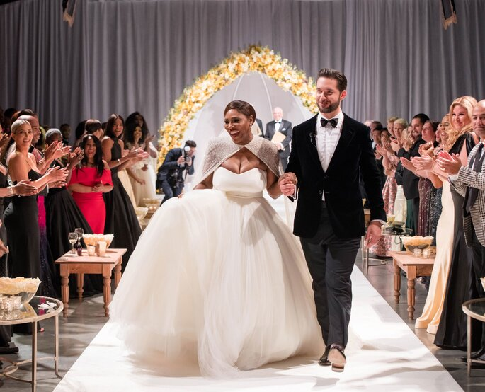 Casamento Serena Williams