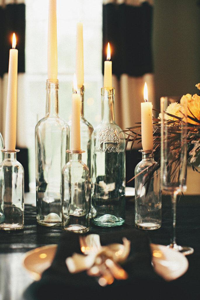 Detalhes para o seu casamento no Halloween.