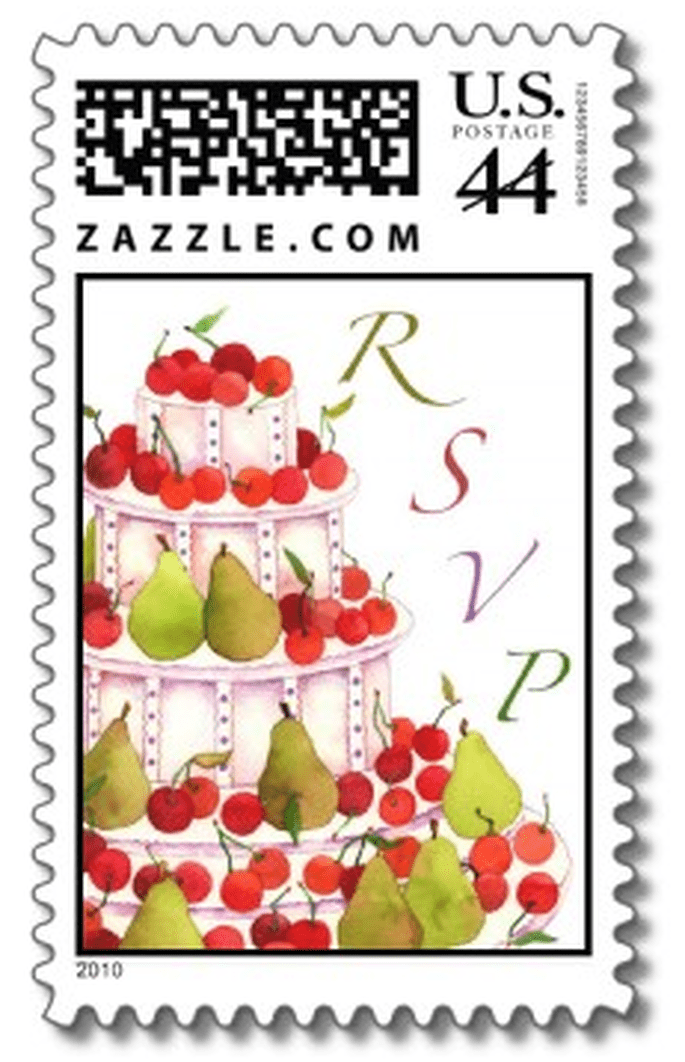 Wedding Stamps from Zazzle.com