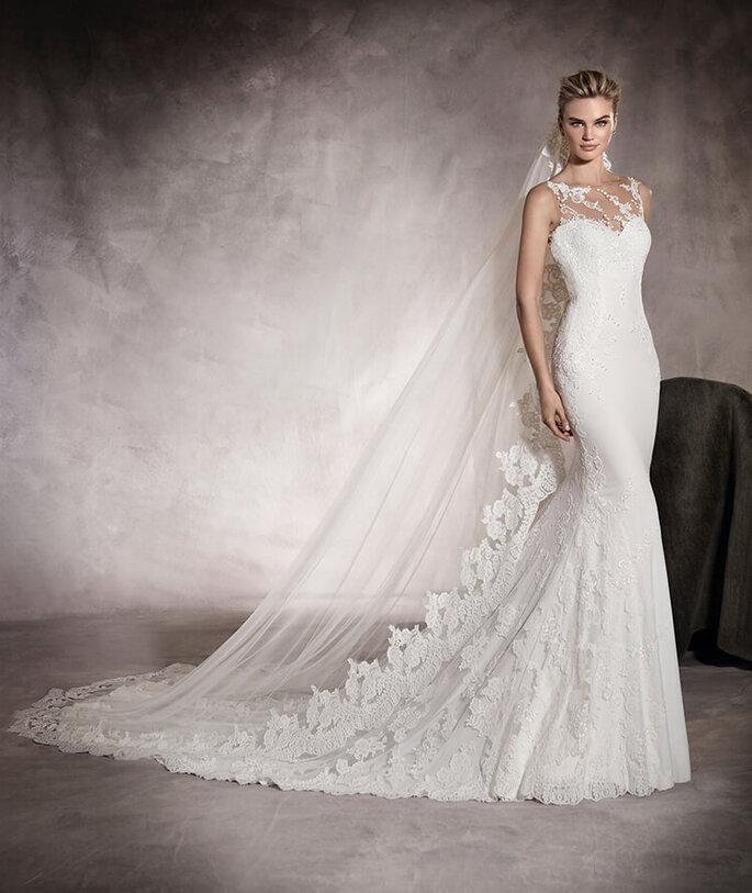 e561bb141 Los 100 vestidos de novia 2019 más espectaculares