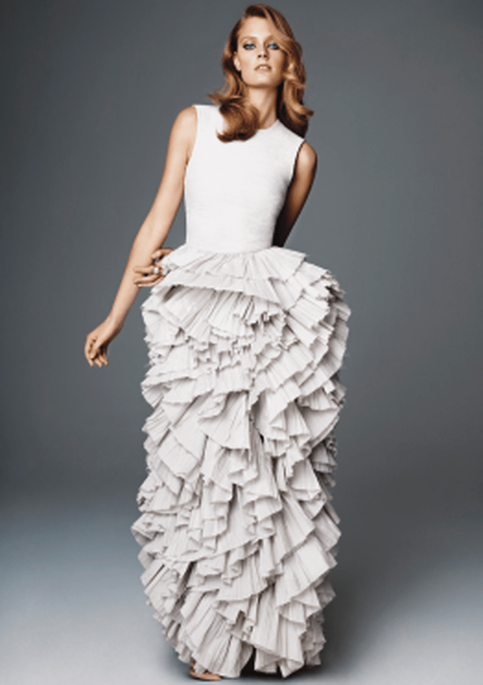 Glamouröse Abendmode von H&M für die Hochzeitsgäste