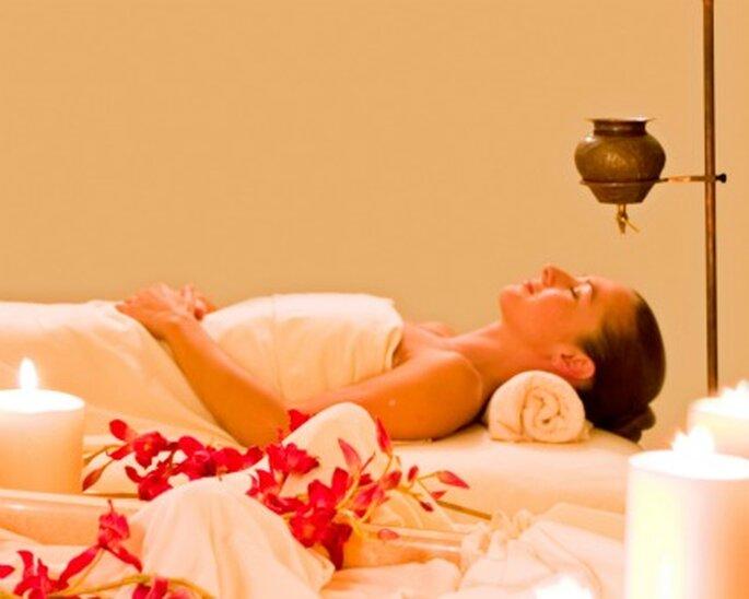 Rituales de Spa anti estrés