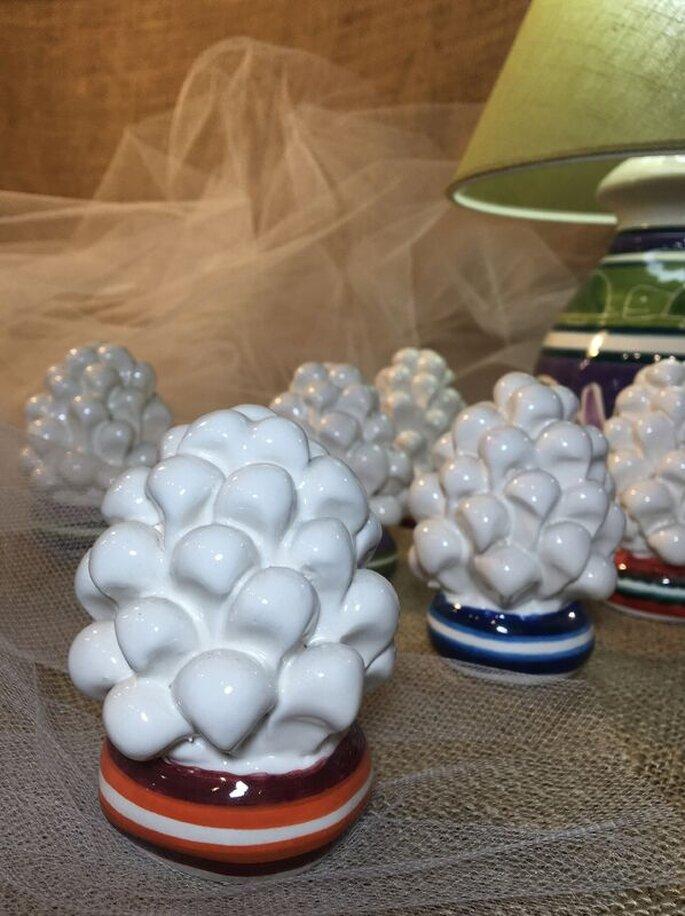 Maninterra Ceramica di Laura La greca - le pigne