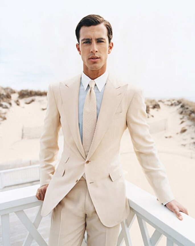 Stylish Summer Wedding Suits