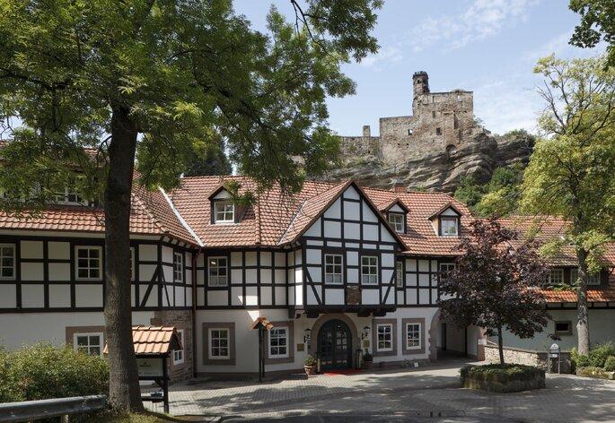 Relais & Châteaux Hardenberg BurgHotel
