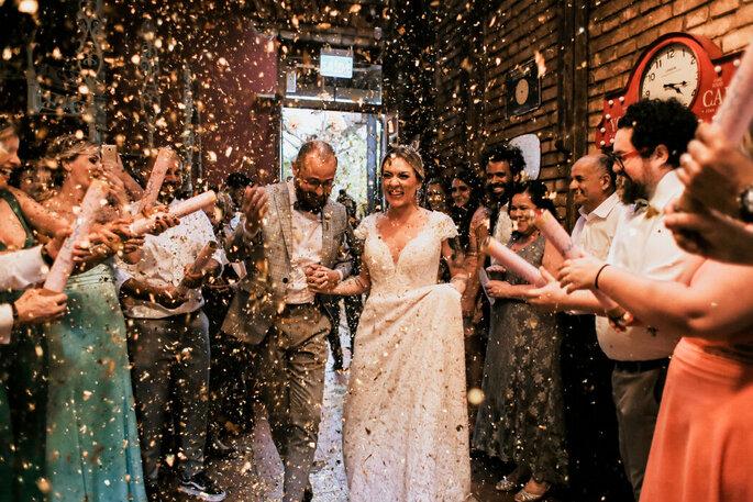Espaço para home wedding