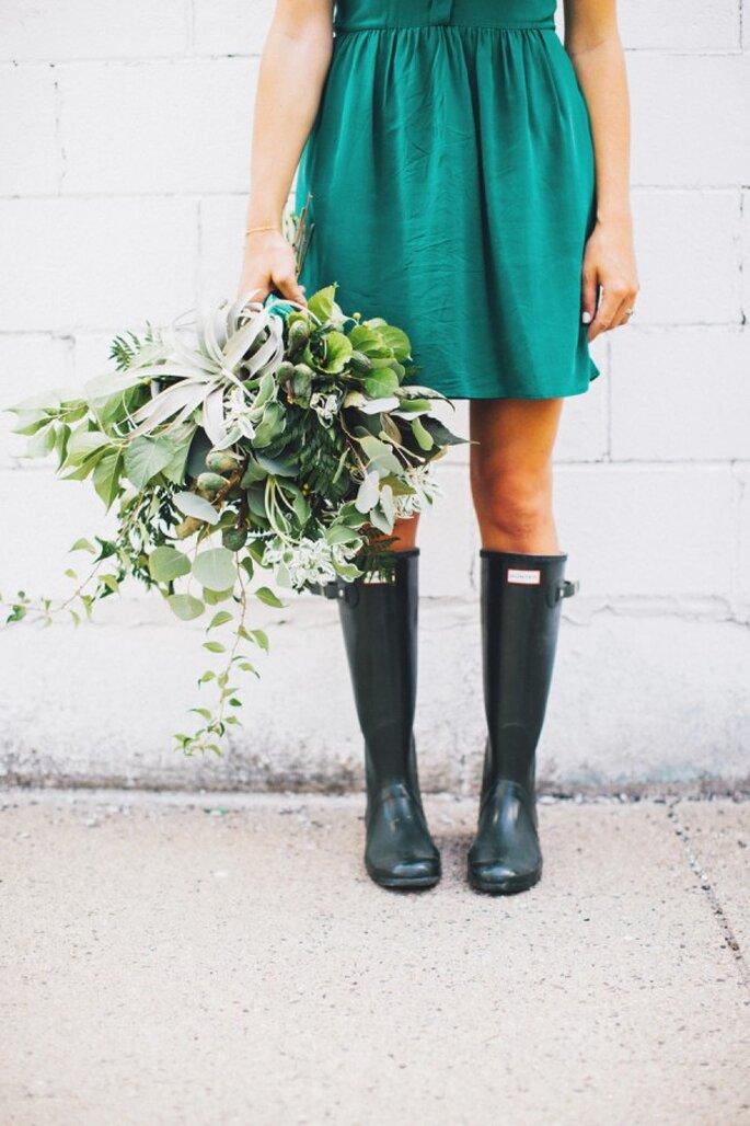 6 tips infalibles para elegir a tus damas de boda - Foto First Mate Photo