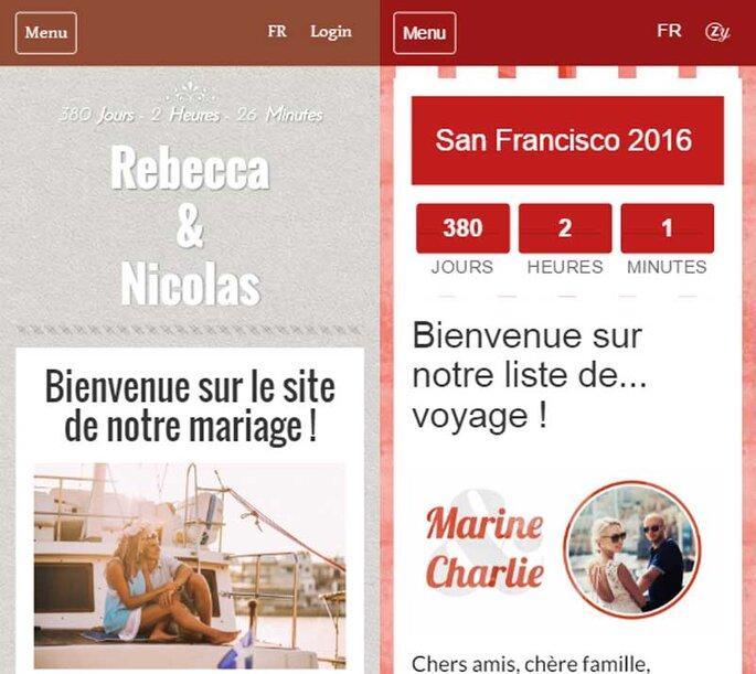Site de mariage gratuit