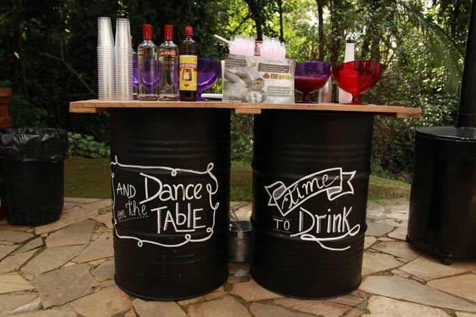 Bar de drinques