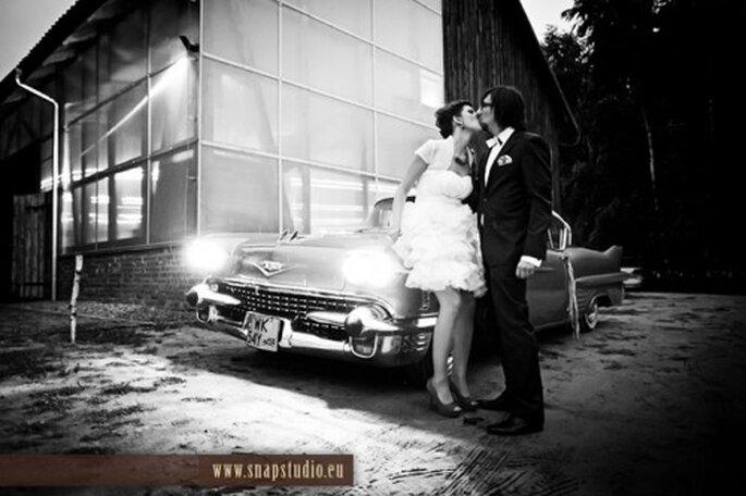 Idea romántica para 14 de febrero. Imagen SnapStudio