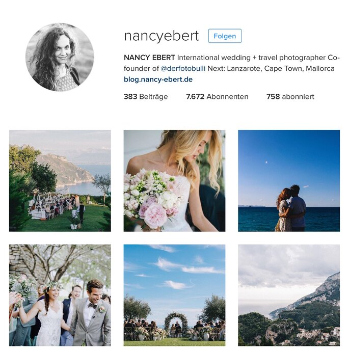Fotografie Nancy Ebert