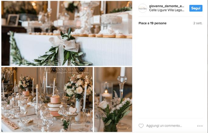 Foto via Instagram @giovanna_damonte_event_stylist