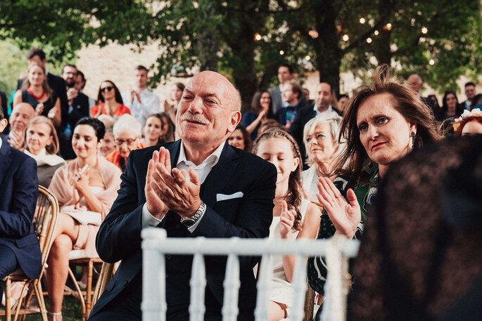 Der Vater der Braut