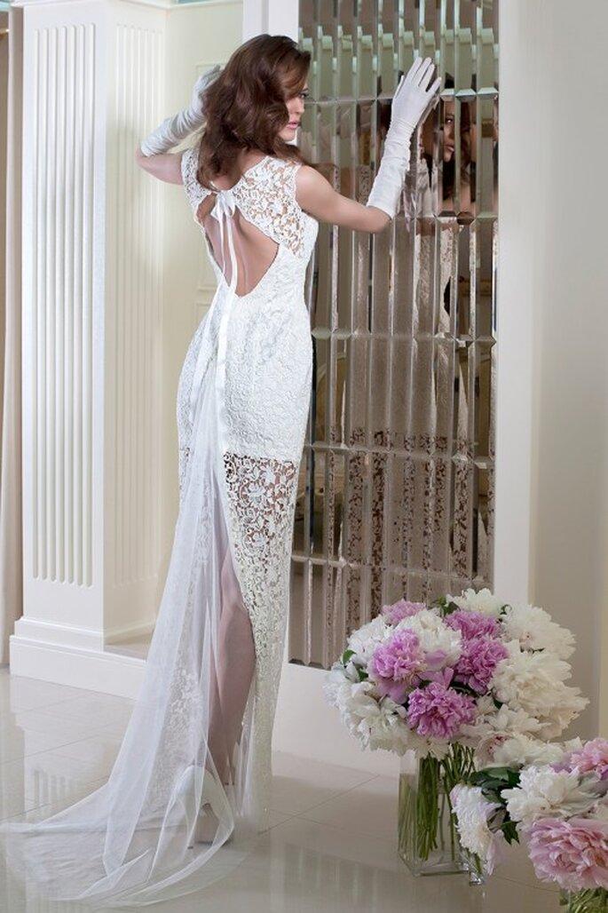 Robe de mariée Oksana Mukha 2014 - Modèle Norin