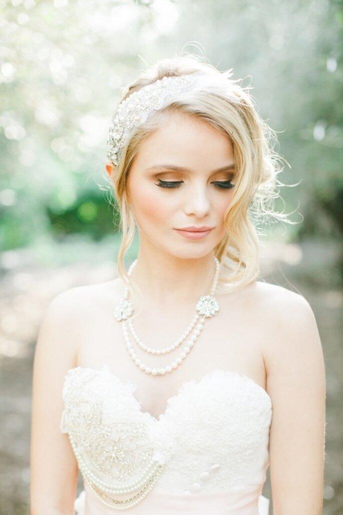 Romantisch und bezaubernd: Hochzeit in rosa - Foto Avec L'Amour Photography