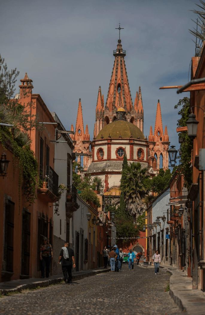 La Casona de San Miguel de Allende
