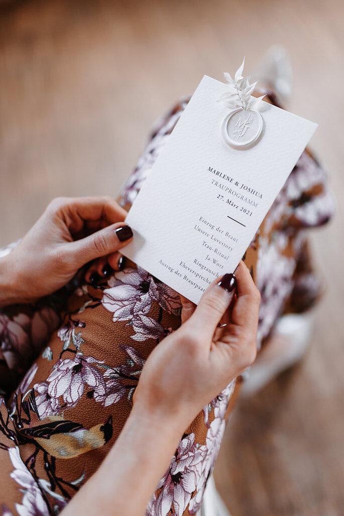 Trauprogramm Hochzeit