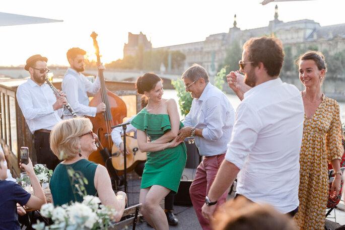 Swing Cocktail - Musiciens pour votre mariage à Paris