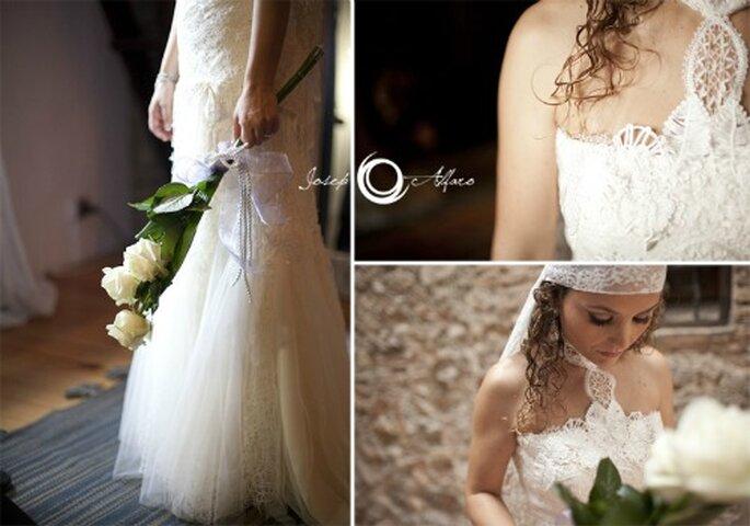 Jede Braut möchte, dass am Tag Ihrer Hochzeit alles perfekt läuft. Foto: Josep Alfaro