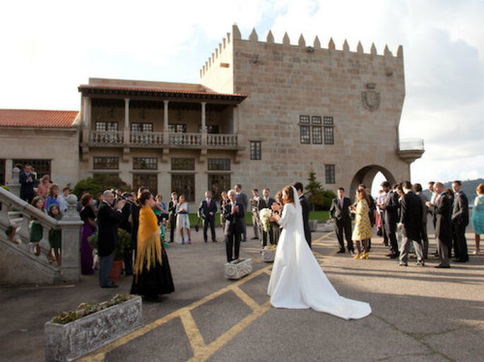 10 castles for getting married in Spain
