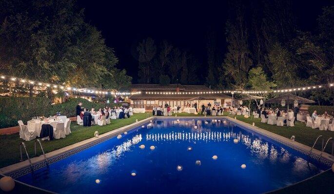 Casas de Luján finca bodas Cuenca