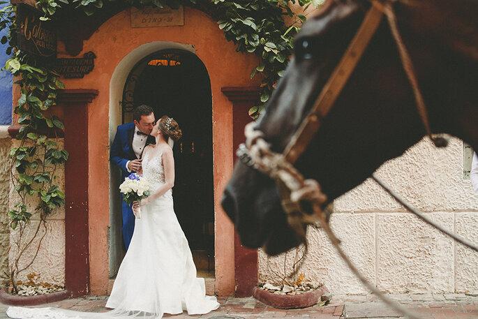 Christian Goenaga Wedding Photographer