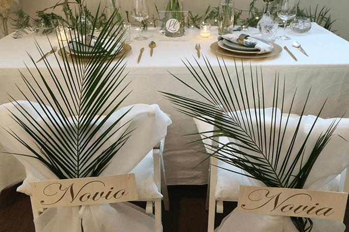 Llévenes Wedding & Events Planner