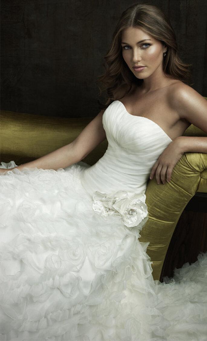 Una de las prioridades de Paula Bosque es traer vestidos a la moda, originales y baratos.