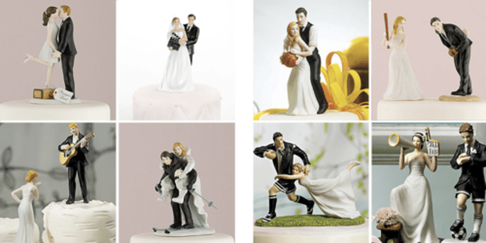 Cake Toppers sport et hobbies