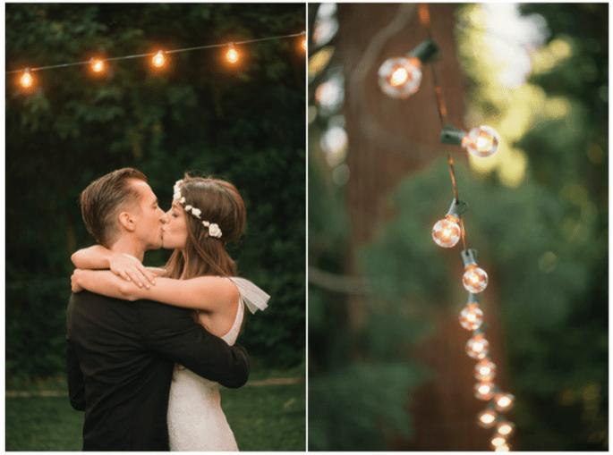 Tendencias en iluminación para bodas 2014 - Foto Delbarr Moradi