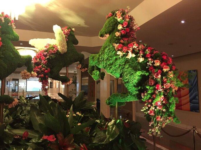 Juan Parra Decorador - Fiestas In Decoración de bodas Bucaramanga