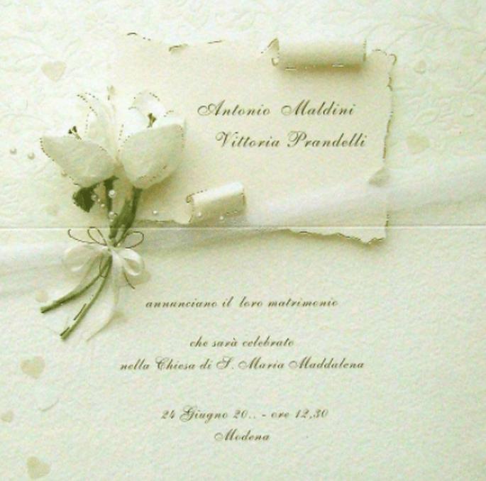 Top Caratteri tipografici e fonts per le partecipazioni di nozze EA84