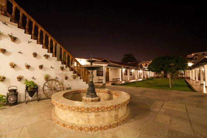 El Huarango Hotel Ica