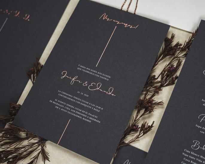 Sempiterno Group Invitaciones de boda Madrid