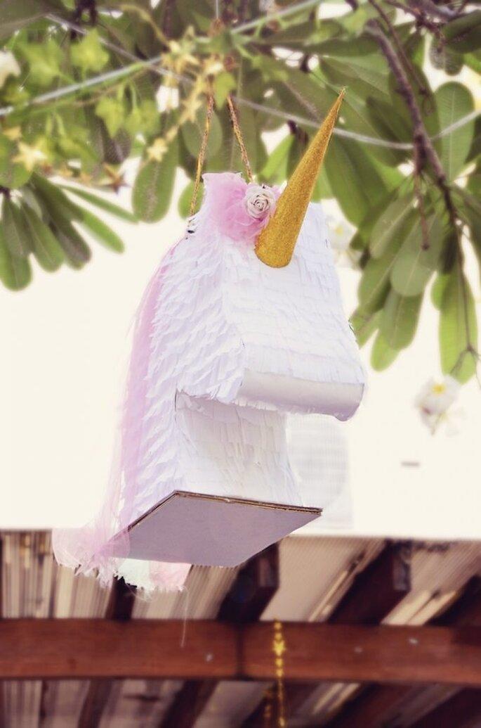 Piñata para chá de panela