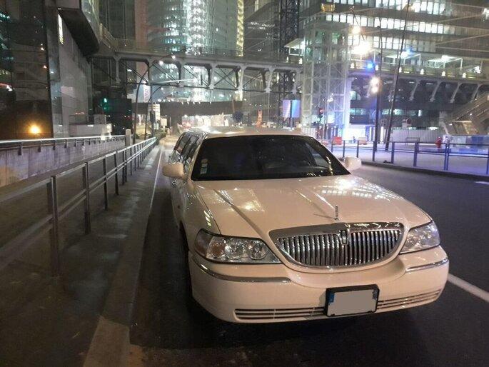 Andromide Cab - Voiture de mariés - Paris