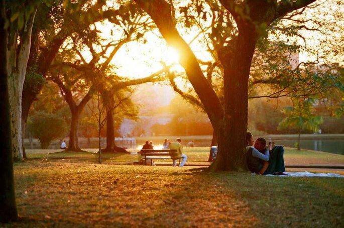 Foto: Parque do Ibirapuera -10 lugares super românticos para casais em São Paulo