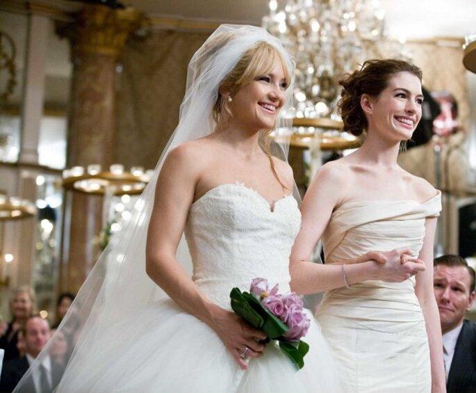 15 mentiras que nos cuentan las películas sobre las bodas - Brides Wars
