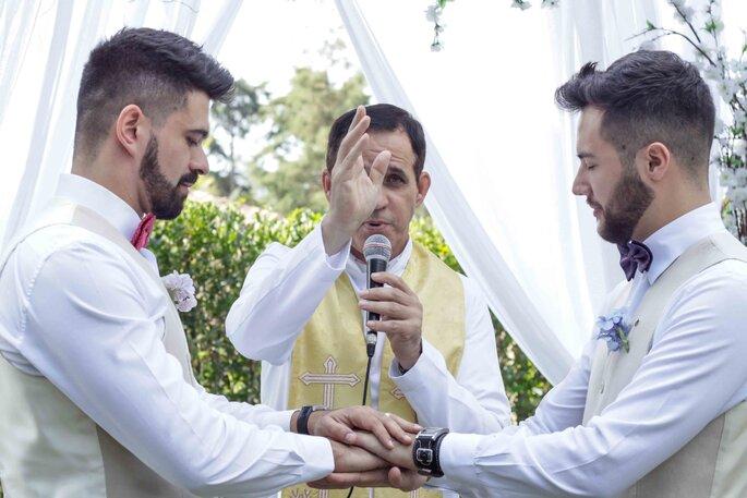 foto casamento homoafetivo